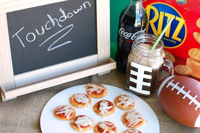 RITZ® Crackers Pizzas | www.foodlovinfami…