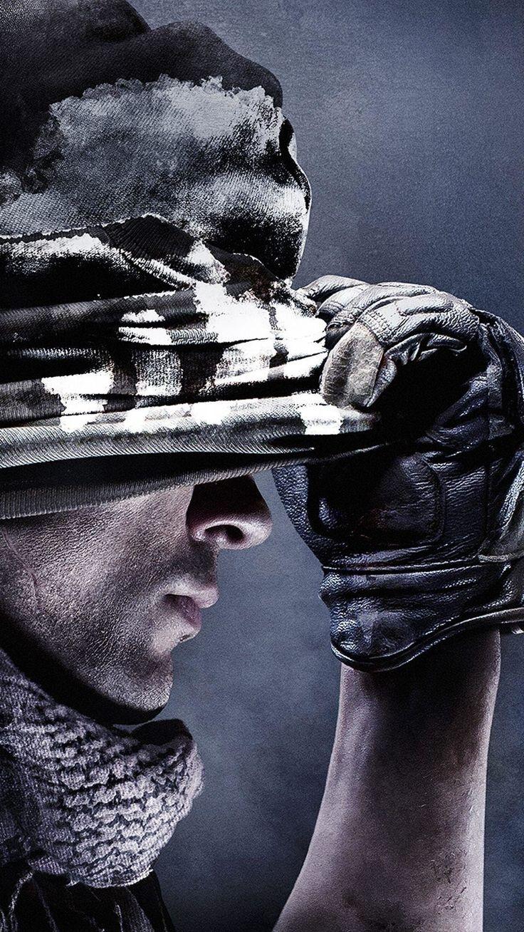 Call of Duty iPhone Wallpaper (78+ images) Fotografi, Seni
