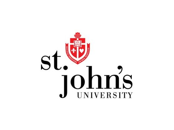 St. Johns University logo