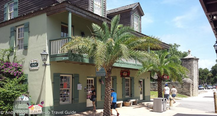 Hotel review: St. George Inn, St. Augustine, USA