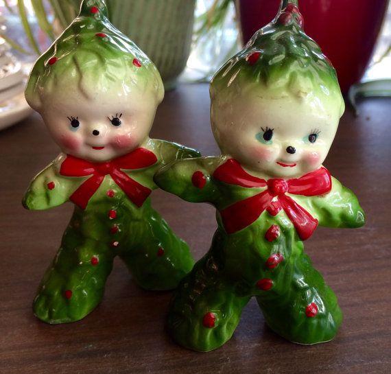 Vintage Christmas Decorations Mouse Carolers Set Jasco: 246 Best Images About Kreiss Figurines On Pinterest
