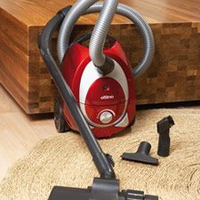 Compact Power Vacuum Cleaner