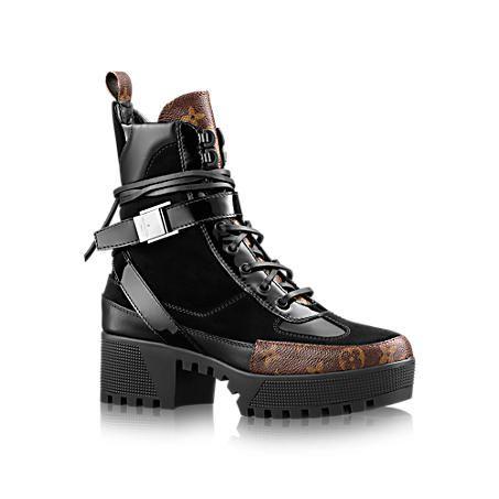 Bahia Brazil Platform Desert Boot - Shoes | LOUIS VUITTON