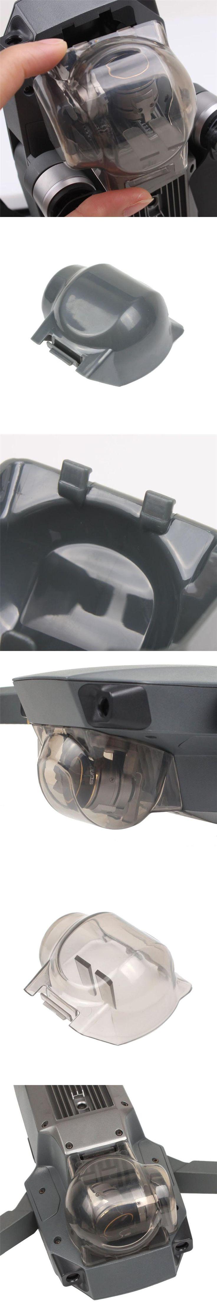 Gimbal Camera Cover Gray Hood Cap Protector For DJI Mavic Pro Drone Professional Hot Selling Futural Digital JUN16
