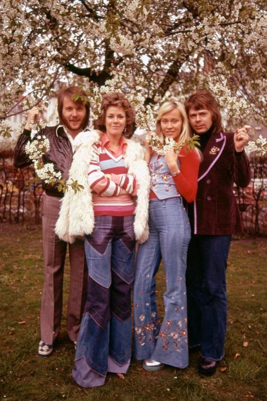 Abba, 1974.