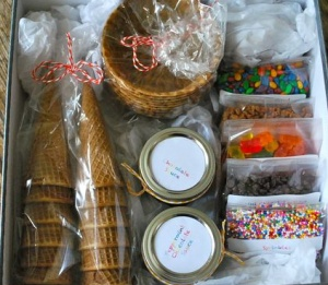 creative ideas for secret santa gifts