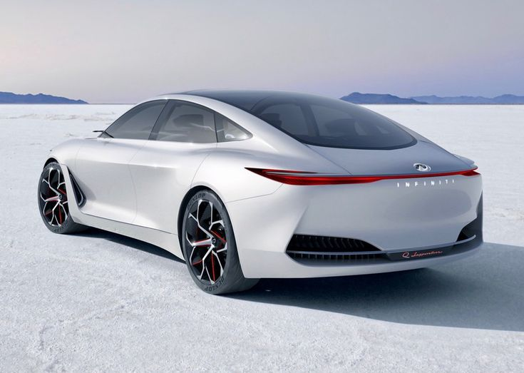 Elegant Infiniti Q Inspiration Concept Car (2018) Awesome Ideas