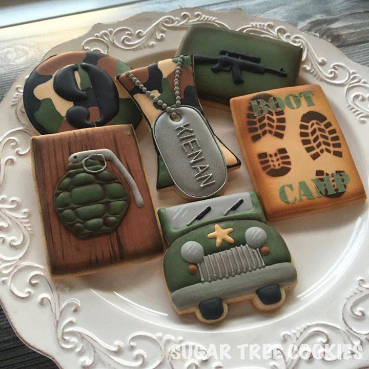 Sugar Tree Cookies