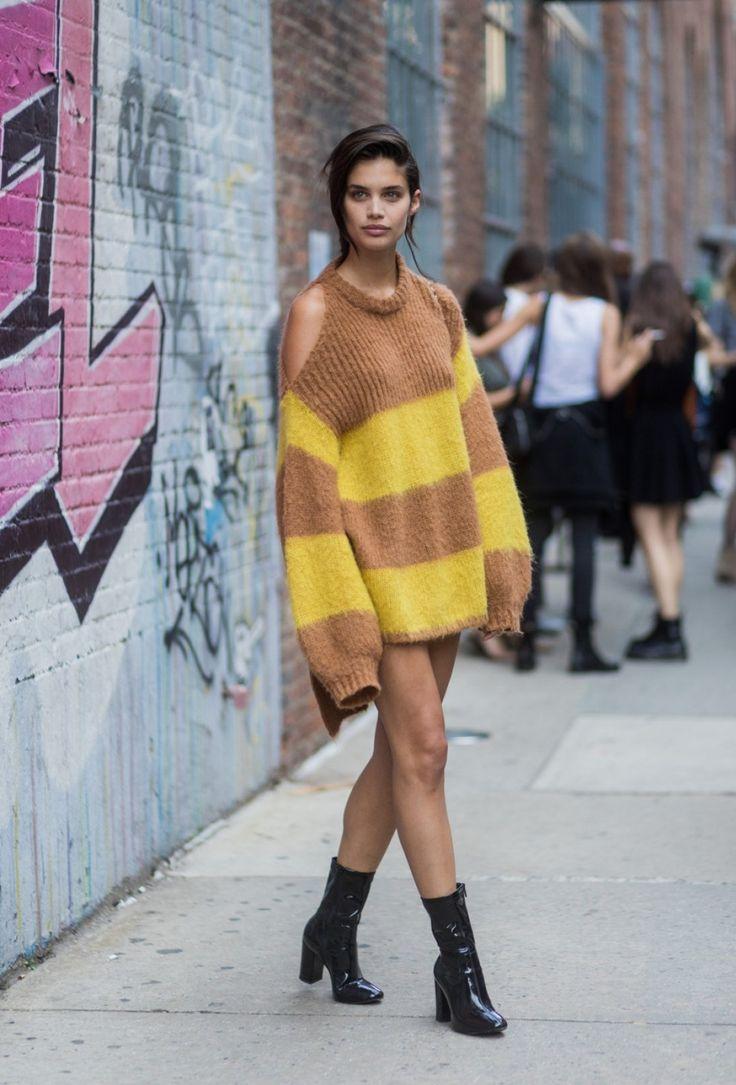 7 стильных фасонов свитеров для тех, кто любит эстетику и комфорт — Lady For Lady