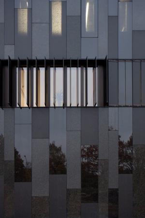 Bibliothek der Uni Potsdam / Staab
