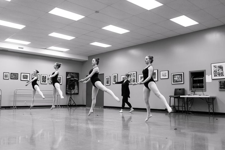 Ballet is the foundation that all other styles of dance are built