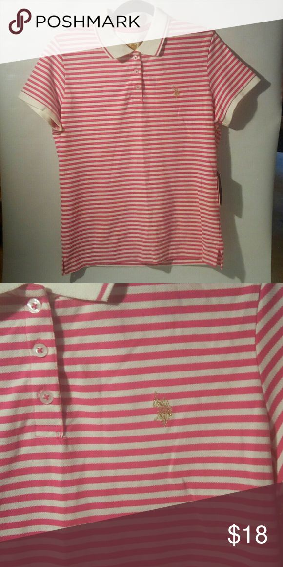 NWT Polo Ralf Lauren Polo Shirt NWT Size XL  Comment any questions 😊 Polo by Ralph Lauren Tops Button Down Shirts