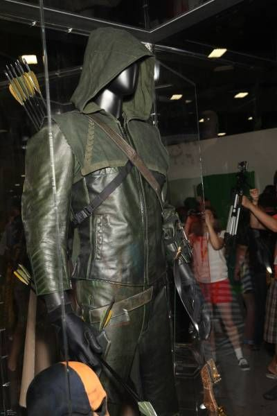 Arrow - Green Arrow Costume