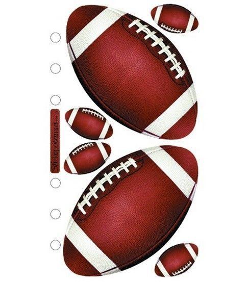 Sticko Stickers-Football