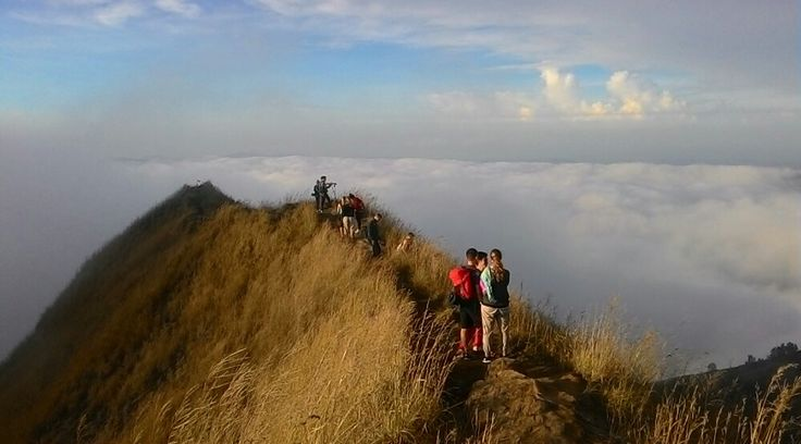 Mount Batur Sunrise Trekking Private Tour  Mount Batur is located in North Bali, exactly in the village of Kintamani Batur Bali is an activity of nature you should not skip when you are holiday on t...