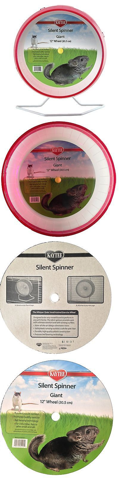 Exercise and Toys 63113: Kaytee Silent Spinner Exercise Wheel Large Giant -> BUY IT NOW ONLY: $43.33 on eBay!