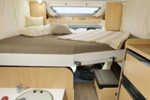 family standard sunlight t67 (or similar) - motorhome rental  in Germany.