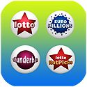 Play in many UK and European Lotto's with other people - the ultimate Lotto Syndicate!