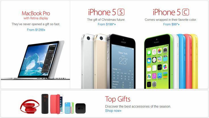 Apple Deals With Cashback