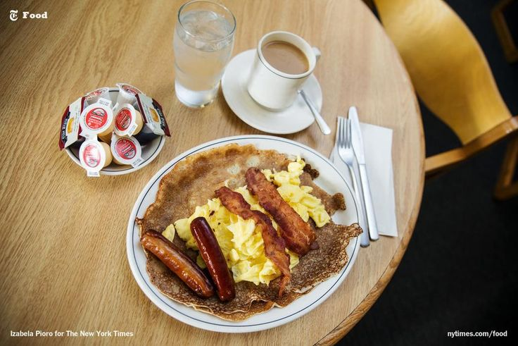 @nytfood:  The Finnish pancake is steeped in history, if not maple syrup. http://nyti.ms/1Fccav2