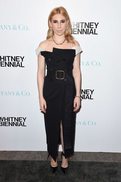 Zosia Mamet Photos Photos - Actress Zosia Mamet attends the 2017 Whitney Biennial presented by Tiffany & Co. at The Whitney Museum of American Art on March 15, 2017 in New York City. - 2017 Whitney Biennial Presented by Tiffany & Co.