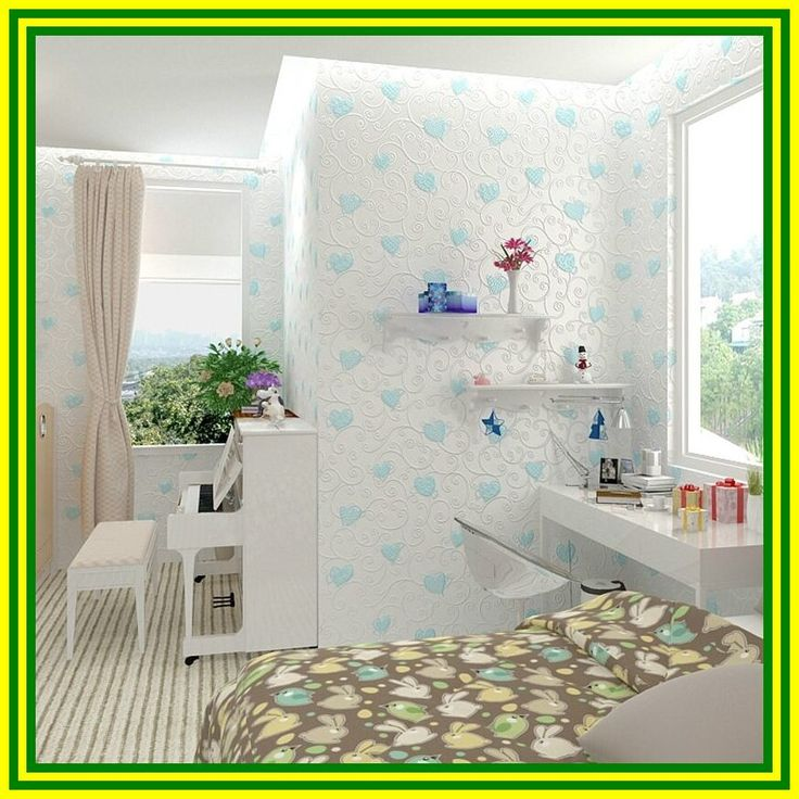 89 reference of Girls Room Wallpaper Toddler in 2020 Girls room wallpaper Kids room wallpaper