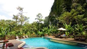 ★★★ Ao Nang Cliff View Resort, Aonang Beach, Thailand