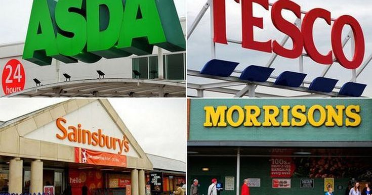Asda, Tesco, Marks and Spencer, Aldi, Sainsbury's, Morrisons and Lidl supermarket Christmas Eve and Boxing Day 2016 opening hours across Greater Manchester