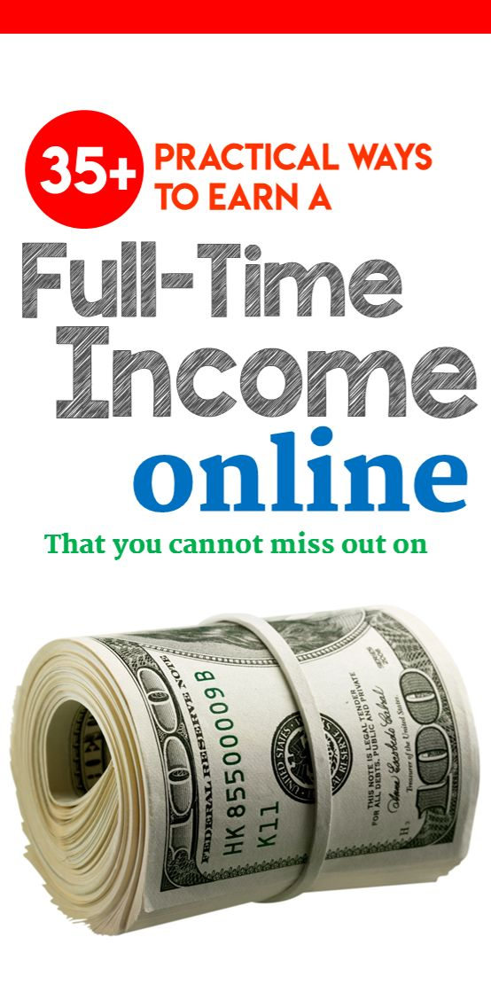 Make Money Online | How to Earn a Full Time Income | Side Income Jobs | Extra Money Ideas
