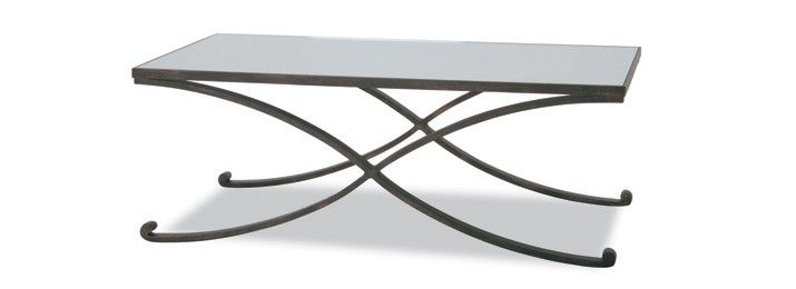 Mandolin coffee table - Designers Collection