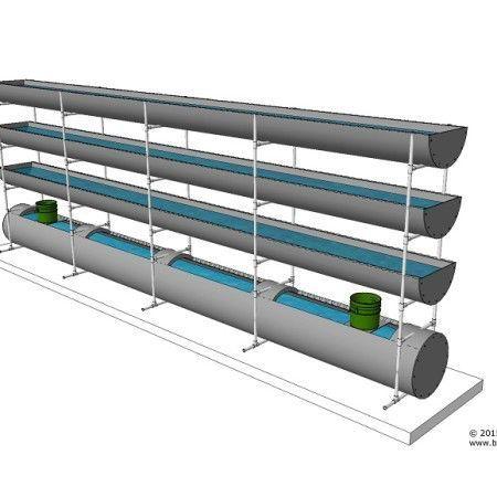 Biogarden Organic Hydroponics Bioponics