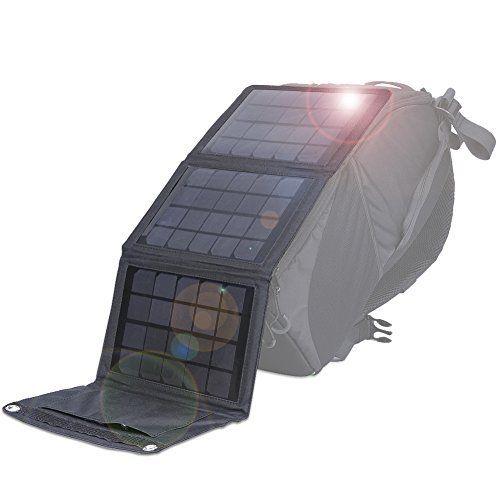 Neewer® Portátil Solar cargadores 12W portátil plegable Solar Kit Solar carga iPads, Iphones, tabletas, teléfonos, GopPro 1, 2, 3, 3+, 4, SG4000, o cualquier cosa con una USB conexión - http://cargadorespara.com/comprar/solares/neewer-portatil-solar-cargadores-12-w-portatil-plegable-solar-kit-solar-carga-ipads-iphones-tabletas-telefonos-goppro-1-2-3-3-4-sg4000-o-cualquier-cosa-con-una-usb-conexion/