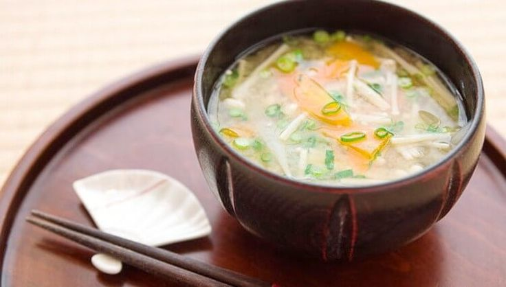 Japanese Miso Soup – Traditional Five Elements Miso Soup | Free Restaurant Recipes