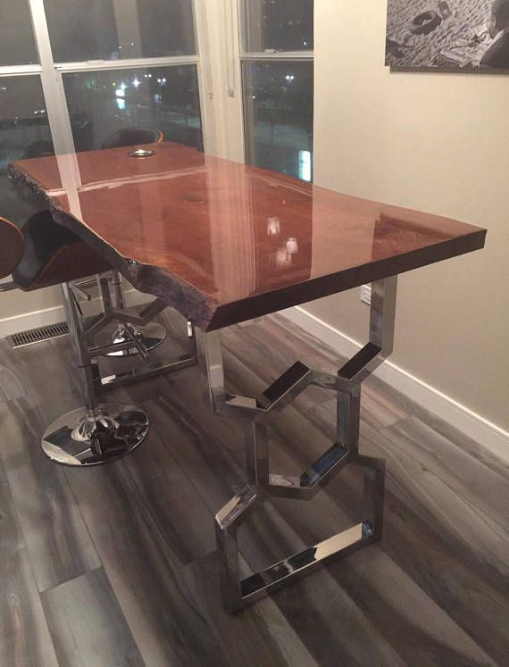 28 Dining Table Legs Metal Table Legs Steel Legs Set Etsy