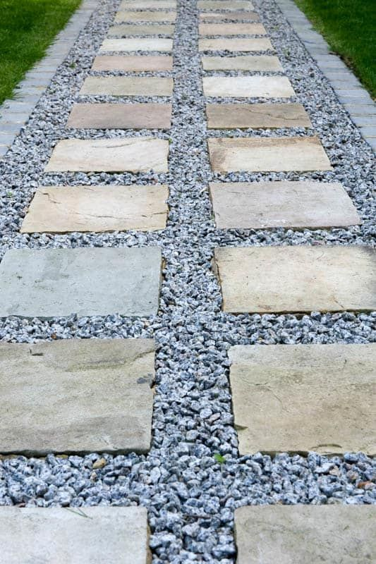 Browse images of beige modern Garden designs: Sandstone & Aggregate Path. Find the best photos for ideas & inspiration to create your perfect home.