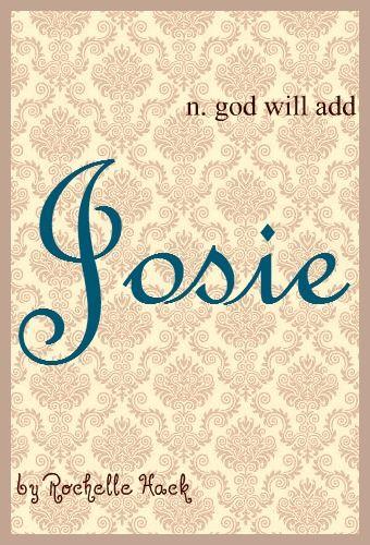Baby Girl Name: Josie. Meaning: God Will Add (feminine form of Joseph). Origin: Hebrew; French; English. http://www.pinterest.com/vintagedaydream/baby-names/