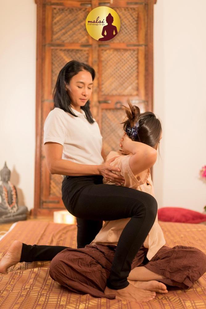 Malai Thaimassage & Spa in Muenchen zum Erholen. www