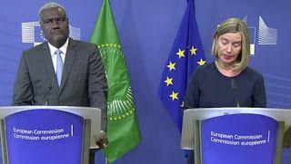 The 5th African Union–European Union (AU-EU) Summit, will take place  in Abidjan, Côte