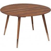 Essence tafel rond koper – Dan-Form