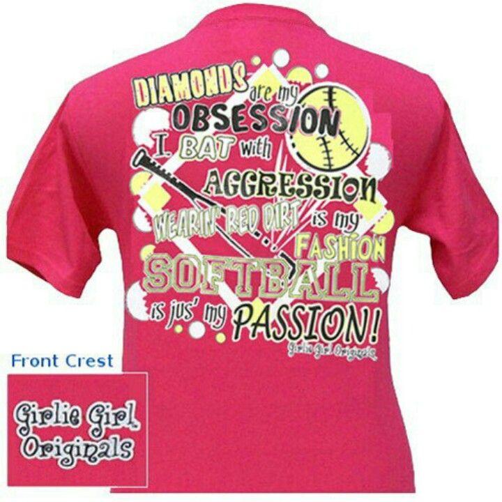 Cool softball shirt