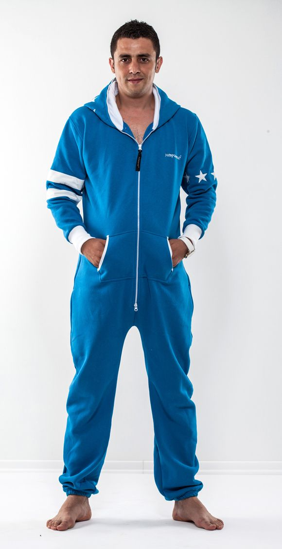 Hero Jumpsuit of Jumpsweat Collection!