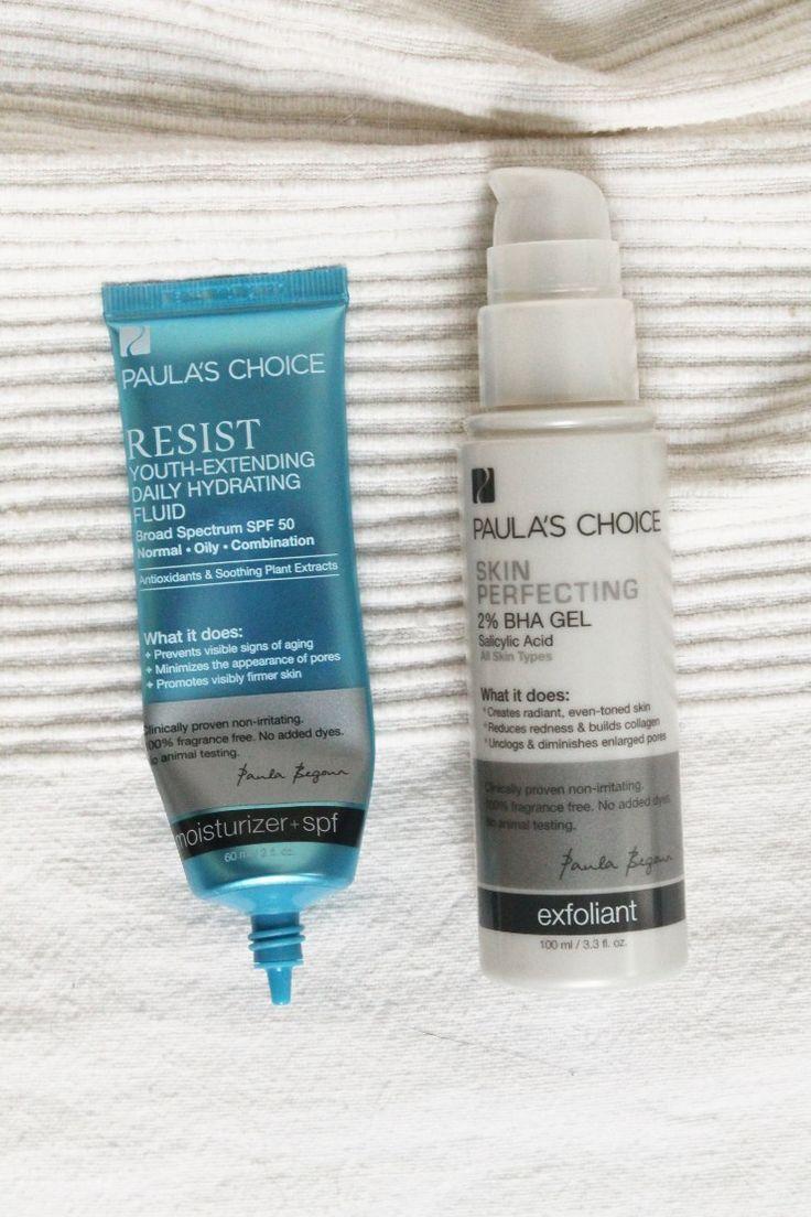 Wenn mir jemand erzählt hätte, dass ich mir tatsächlich mal ein chemisches Peeling auf's Gesicht klatsche, den hätte ich schallend laut ausgelacht. Dann kam Paula's Choice...