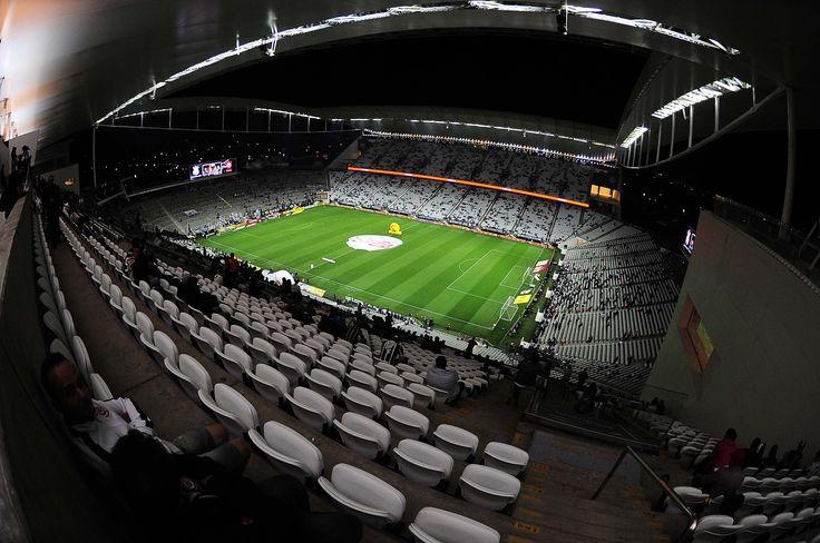 Após estudo, Corinthians mira 35 mil por jogo com ingressos mais baratos #globoesporte
