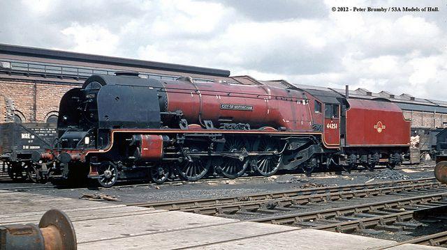 13/06/1962 - Crewe Works. | Best viewed 'Original' size. Cre… | Flickr