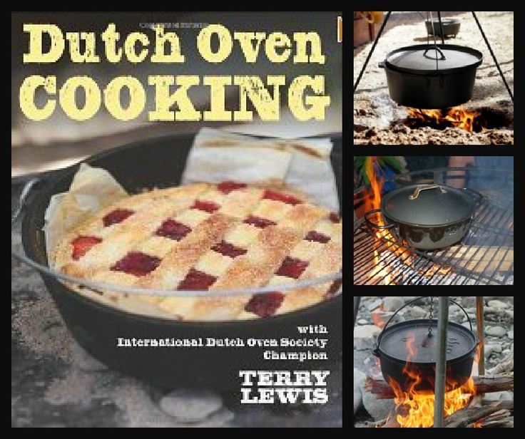 dutch oven cooking.  I think we'll try learning this skill this summer.  looks fun!