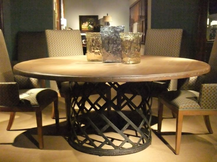 72 Round Glass Table Top