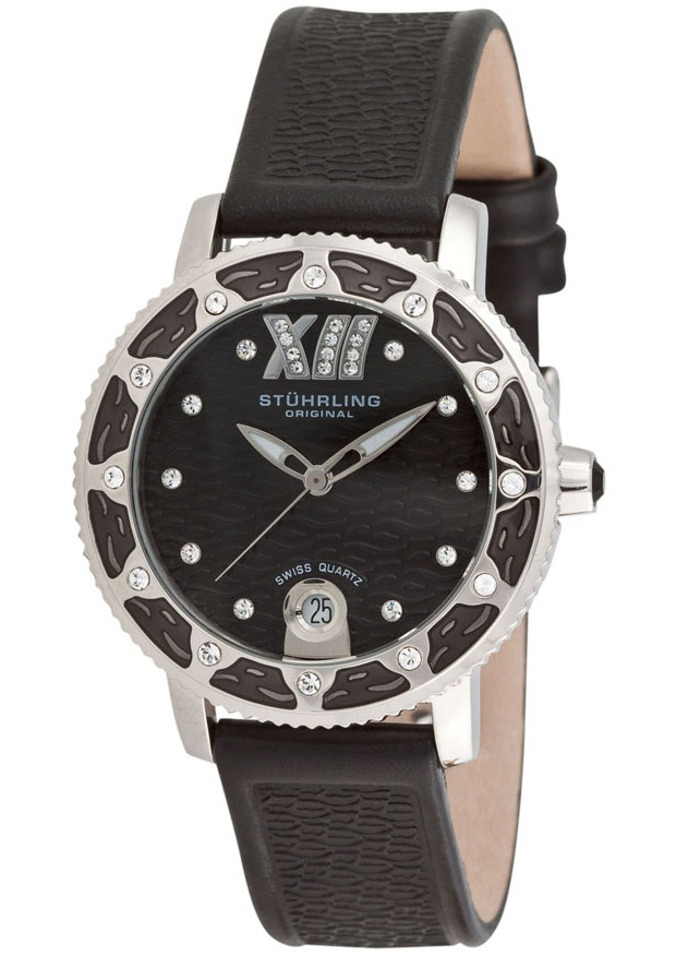 Stuhrling Original 225.11151, Created in a blend of fashion and class, this Stuhrling timepiece exhibits a bold style that adds flare to your collection.