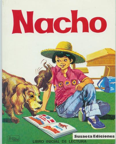 NACHO LEE! Cartilla para aprender a leer