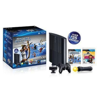 Quick and Easy Gift Ideas from the USA  Sony Playstation 3 250GB Sports Champion & EyePet Move Bundle http://welikedthis.com/sony-playstation-3-250gb-sports-champion-eyepet-move-bundle #gifts #giftideas #welikedthisusa Check more at http://welikedthis.com/sony-playstation-3-250gb-sports-champion-eyepet-move-bundle