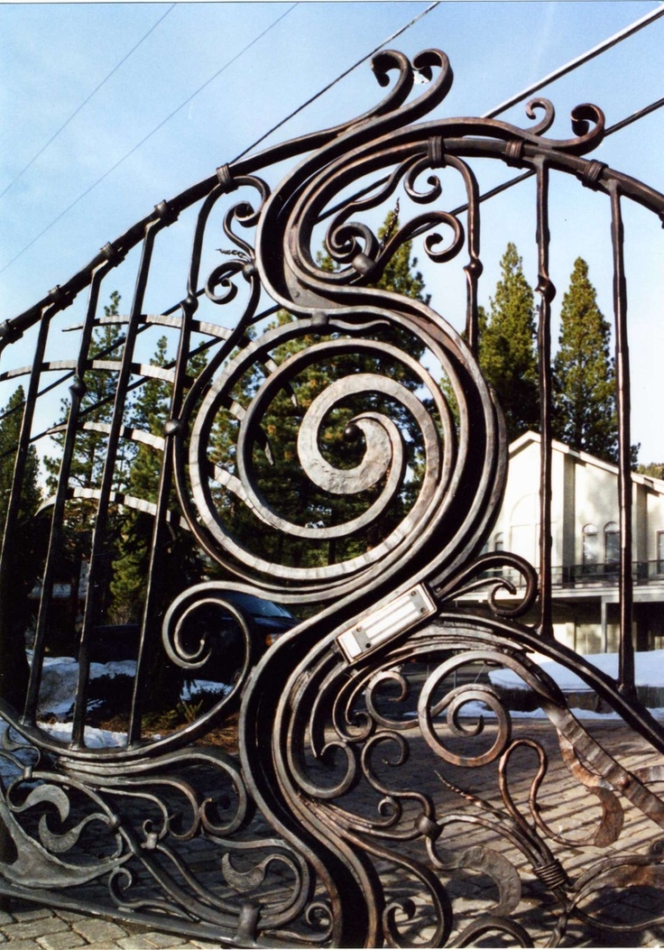 Cattail & Reed Estates Entry Gates & Fencing